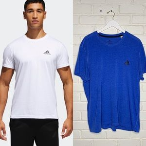 Adidas 2.0 Ultimate Athletic Tee Shirt Climalite